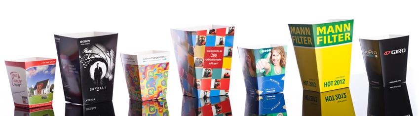 kubki plastikowe z logo